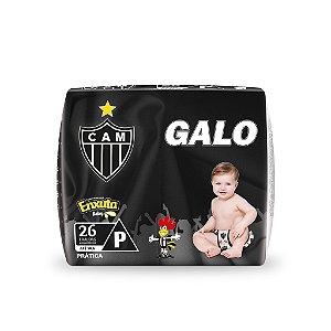 Fralda Infantil Enxuta Atlético