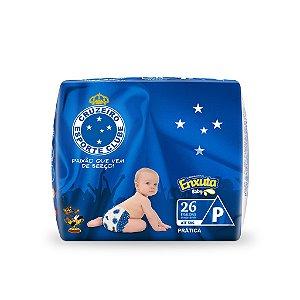 Fralda Infantil Enxuta Cruzeiro