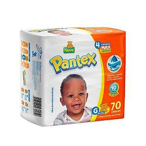Fralda Infantil Pantex Hiper G 70 unidades
