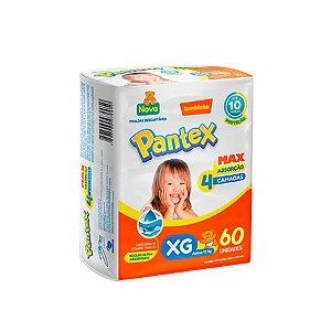 Fralda Infantil Pantex Hiper XG 60 unidades