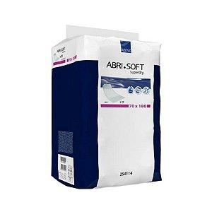Lençol Absorvente Descartável ABENA Abri-Soft 30 Unidades