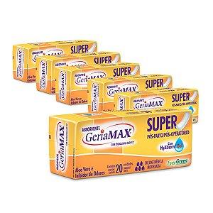 Absorvente Geriamax (Kit com 120 unidades)