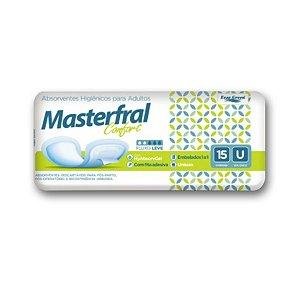 Absorvente Geriátrico Masterfral Confort 15 Unidades