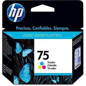 CARTUCHO ORIGINAL HP 75