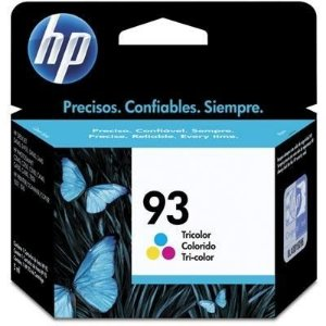 CARTUCHO ORIGINAL HP 93