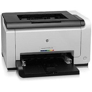Impressora Laser Colorida HP LaserJet Pro CP1025