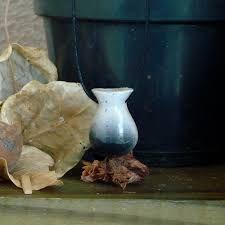 Difusor de Aroma Pessoal/Colar Aromático Cuía
