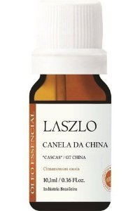 Óleo Essencial de Canela da China 10ml