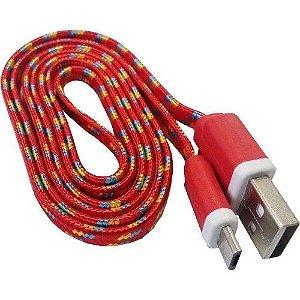 Cabo de Dados USB V8 2M Kingo
