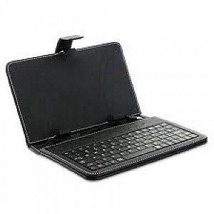 """Case Com Teclado Para Tablet 7"""""""