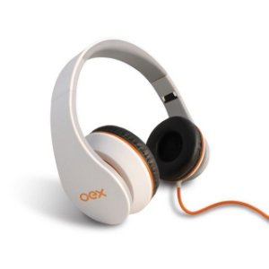 HP 100 headphone sense branco
