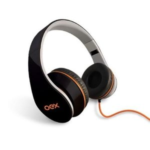 HP100 headphone sense preto