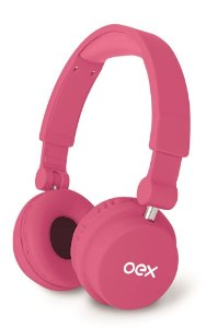 HP103 headphone style rosa