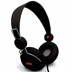 HP104 headphone fashion preto