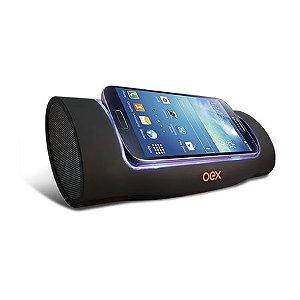 sk200 speaker touch preto (4 watts)