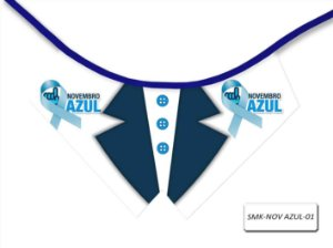 SMOKING - Novembro Azul - Pct 10 unids