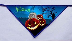 Kit 20 Bandanas Halloween - MODELOS NOVOS