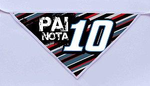 Kit 10 Bandanas PAI 18