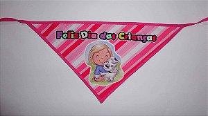 Kit 100 Bandanas Dia das Crianças - PROMOÇÃO
