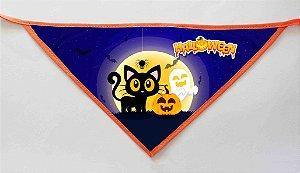 Kit 100 Bandanas Halloween 18- MODELOS NOVOS -  PROMOÇÃO