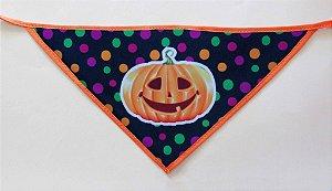Kit 10 Bandanas Halloween- Macho e Fêmea