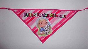 Kit 10 Bandanas Dia das Crianças