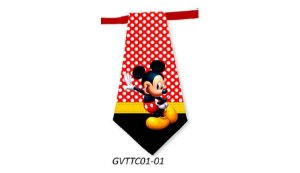 Gravatas em Tecido - GVTTC01 - Pct 10 unids