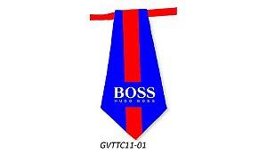 Gravatas em Tecido - GVTTC11- Pct 10 unids