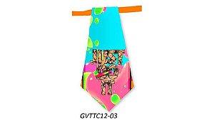 Gravatas em Tecido - GVTTC12- Pct 10 unids