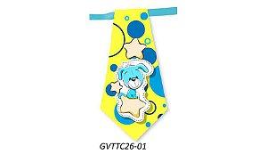 Gravatas em Tecido - GVTTC26- Pct 10 unids