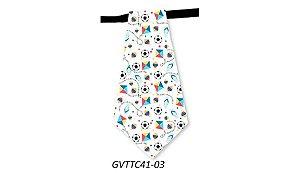 Gravatas em Tecido - GVTTC41- Pct 10 unids