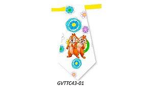 Gravatas em Tecido - GVTTC43- Pct 10 unids