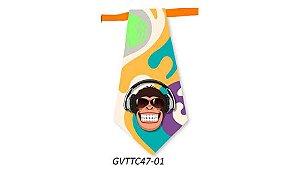 Gravatas em Tecido - GVTTC47- Pct 10 unids