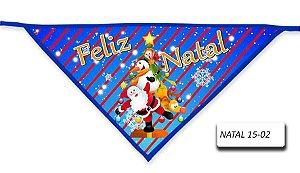 Kit 10 Bandanas Natal - NATAL-15-01