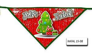 Kit 10 Bandanas Natal - NATAL-15-02