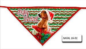 Kit 10 Bandanas Natal - NATAL-16