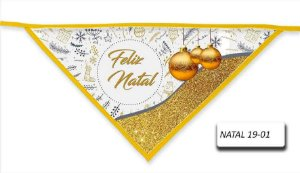 Kit 10 Bandanas Natal - NATAL-19-01