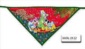 Kit 10 Bandanas Natal - NATAL-19-02