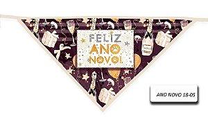 Kit 10 Bandanas ANO NOVO-18