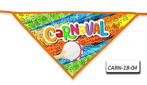 Kit 10 Bandanas- Carnaval-CARN-18-01