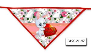 Kit 10 Bandanas- Pascoa-PASC-21-02