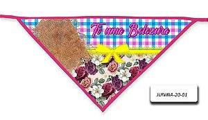 Kit 10 Bandanas - Junina- BLP- 20-01