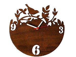 5a89a9a434a Relógio decorativo - Modelo Bagunça na Cozinha - Criative Store