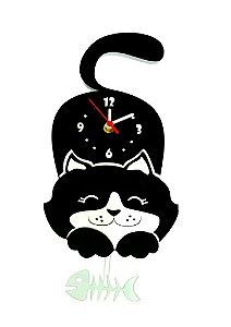 Relógio com Movimento - Modelo Cat 2