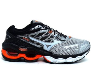 MIZUNO WAVE CREATION 20 - PRATA