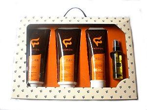 Kit Profissional Hidratante Discipline Hair