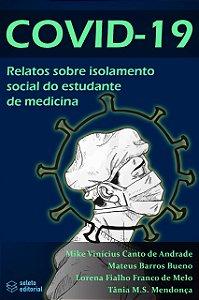 eBook COVID-19: Relatos sobre o isolamento social do estudante de medicina