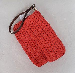 Bolsa Clutch Vermelha B6