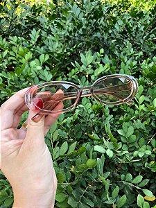 Óculos Paris Transparente