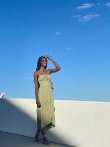 Vestido Madah Verde